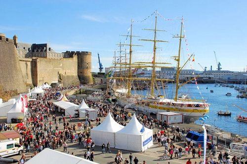 Brest, les portes de l'Atlantique