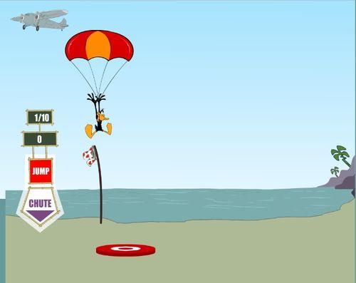 Parachutage