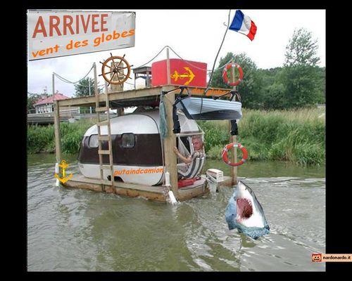Le bateau de putaindcamion