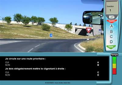Code de la route 1