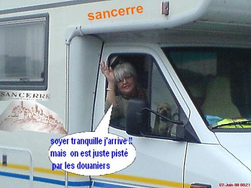 Odette camion