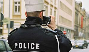 Controle-vitesse-police