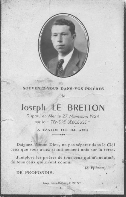Lebretton Joseph