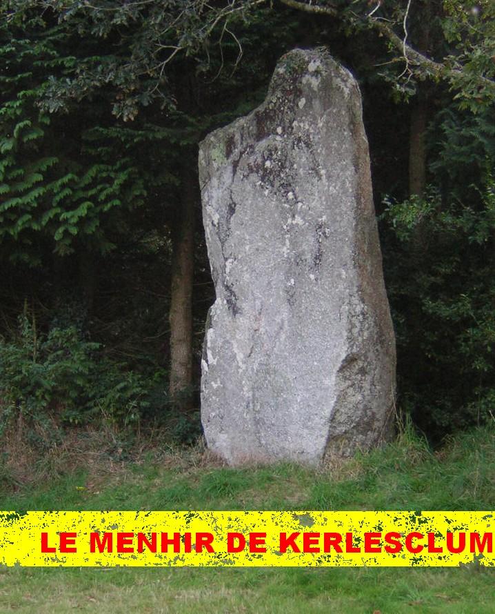 Menhir-de-Kerlesclum